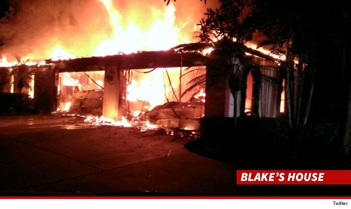 James Blake House Fire