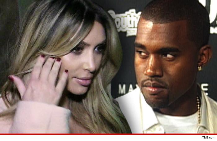 Kim Kardashian Kanye West Prenup