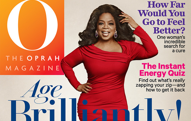 Oprah Winfrey, 60, Shows Off Killer Curves (and Booty) in O Magazine