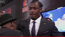 Jadeveon Clowney CRYING LIKE A BABY ... After Becoming First Pick In NFL Draft