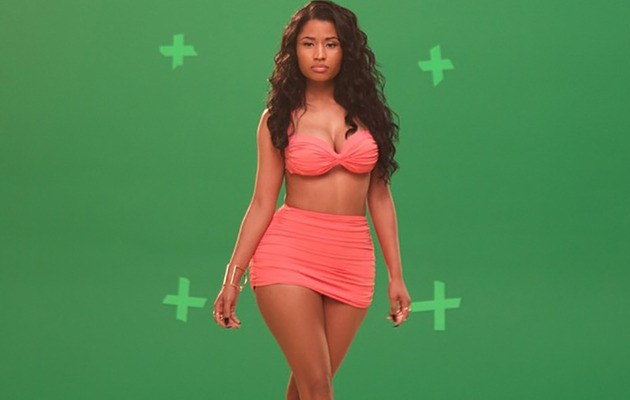 Nicki Minaj Shows Off Killer Curves (And That Booty) in a Bikini!