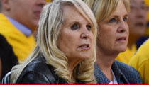 Shelly Sterling -- If We're Forced to Sell Clippers, I Want to Control Sale ... or Else
