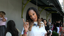 Amar'e Stoudemire's Wife -- He Might Play for Israeli Team ... Might Get Bar Mitzvah