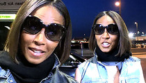 Jada Pinkett Smith -- Check Yo' Self Before Trashing Me Or My Daughter