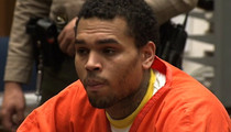 Chris Brown's Jail Sentence Extended -- Ordered to 131 More Days Behind Bars