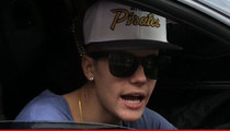 Justin Bieber -- D.A. Tells Egging Victim Singer Should Be Charged with FELONY