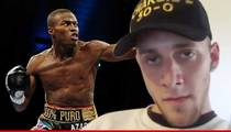 Boxing Champ 'Kid Chocolate' -- Internet Troll Got What He Deserved!