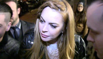 Lindsay Lohan -- I Swear to God ... I Had a Miscarriage