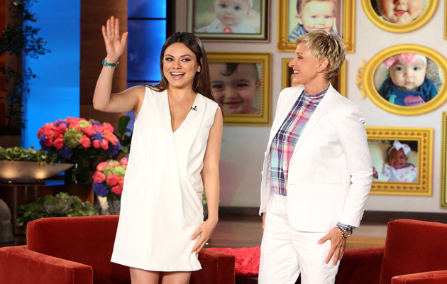 Mila Kunis Breaks Silence on Pregnancy and Engagement to Ashton Kutcher!