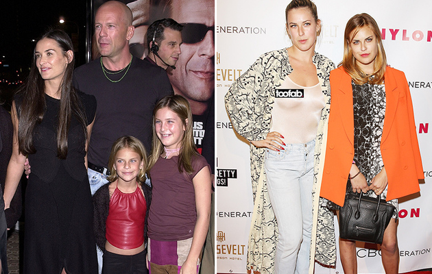 Scout Willis and Tallulah Willis Hit the Red Carpet -- See How They Look Now