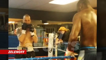 Boxing Champ Deontay Wilder -- IT WAS A LUCKY PUNCH ... Says Delusional Internet Troll