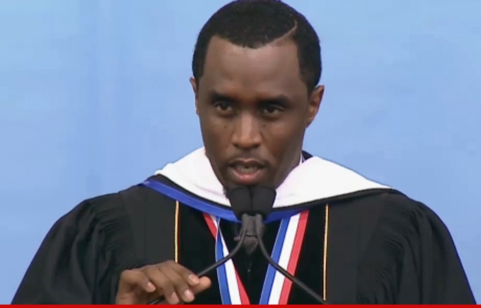 Howard University Diddy Speech