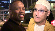 Dr. Dre and Jimmy Iovine -- Getting Gigs at Apple as Part of Beats Deal