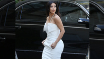 Kim Kardashian Wedding -- Beverly Hills Bridal Shower [PHOTO]