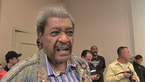 Don King -- I Love Justin Bieber ... He's Great for Boxing
