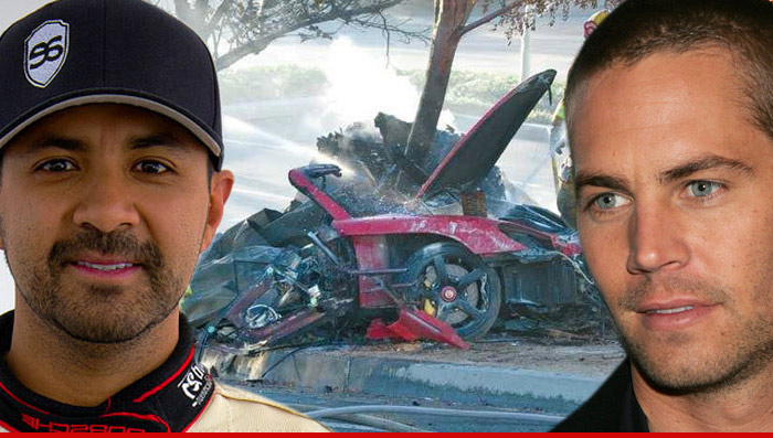 Paul Walker Dead: TMZ's Last Footage of the Actor | TMZ ...