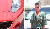 V. Stiviano Car Accident -- Tommy Lasorda Gets His Wish