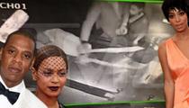 Jay Z & Solange -- Ain't No Beatdown Like a Family Beatdown
