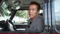 Arnold Schwarzenegger -- I'll Terminate Nutrition Company -- With $10M Lawsuit