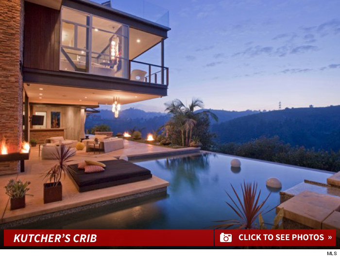 Ashton Kutcher Selling House