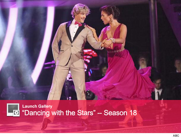 Sharna Burgess and Charlie White Eliminated From DWTS