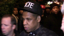 Jay Z -- LAPD Kills Extortion Investigation Over $20 Million Master Recordings