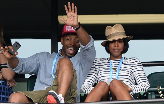 Kelly Rowland Marries Tim Witherspoon in Costa Rica