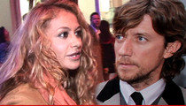 Paulina Rubio -- My Ex Wants to Use Our Kid to Attract Paparazzi