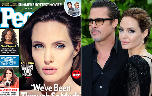 Angelina Jolie Talks Wedding Planning, Says Kids Will Pick the Theme!