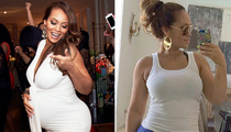Evelyn Lozada Shows Off 30 Pound Weight Loss After Baby!