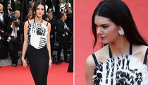 Kendall Jenner Makes Her Cannes Debut -- Why Is She There!?