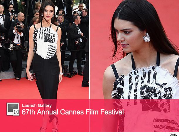 Kendall Jenner Cannes Film Festival 2014