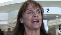 Valerie Harper -- $50K Settlement in Cancer Lawsuit ... On Broadwayyyy