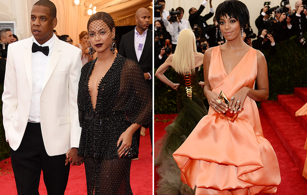 Beyonce, Solange & Jay Z Break Silence on Elevator Fight