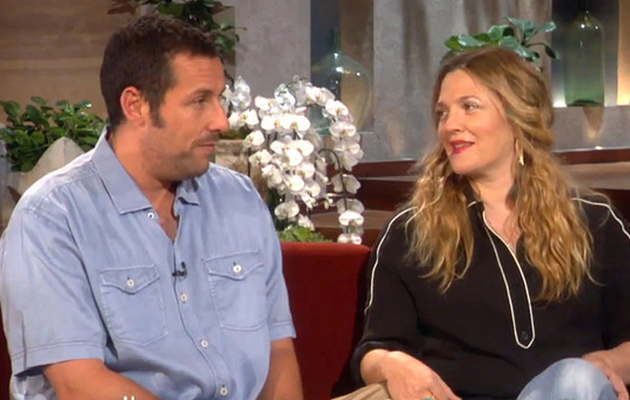 "Drew Barrymore Dishes About Baby Girl Frankie: ""I'm So Blessed"""