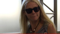 Gwyneth Paltrow -- Still Living With Chris Martin
