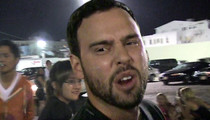 Scooter Braun Bails in Photog-Beating Depo -- You Will NOT Embarrass Me Like Justin