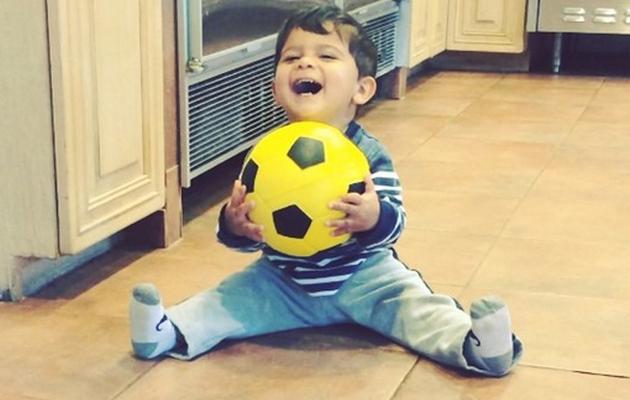 "Snooki Shares Adorable Video of ""Goof Ball"" Son Lorenzo!"