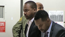 Columbus Short -- Pleads Not Guilty in Bar Brawl