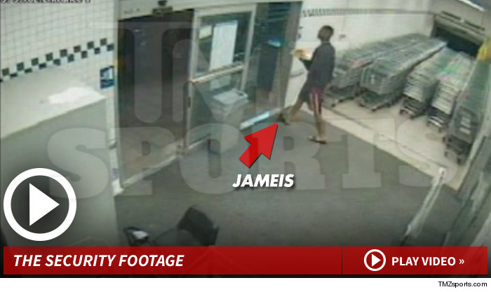 Jameis winston video of crab leg theft released tmz com