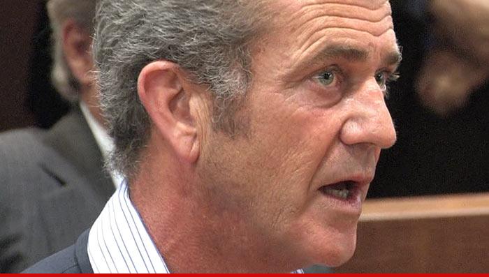 Mel Gibson Battery