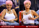 Rihanna -- Clips and Nips [PHOTOS]