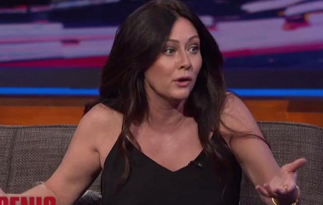 "Shannen Doherty Slams Diva Rumors in Jason Priestley's Memoir, Talks ""True Tori"""