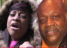 Sherri Shepherd's Ex -- Rules for Our Marriage ... 1) DON'T GET FAT