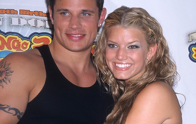 "Jessica Simpson Says She's ""Blessed' for ""Newlyweds"" Reality Show"