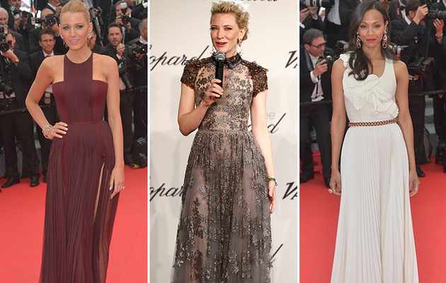 Blake, Cate & More -- See This Week's Best Dressed Stars!