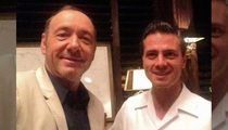 Kevin Spacey -- I Did NOT Get Paid Millions For Presidential Selfie