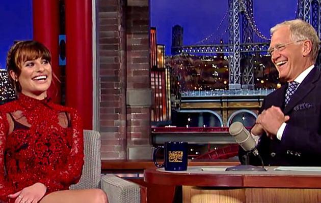 Lea Michele Speaks Out About Naya Rivera Feud