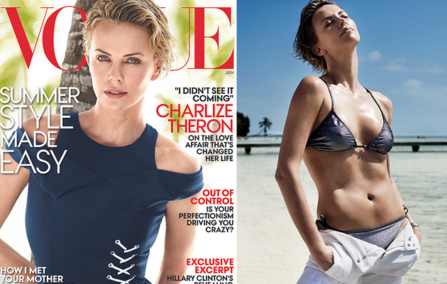 Charlize Theron Finally Opens Up About Dating Sean Penn