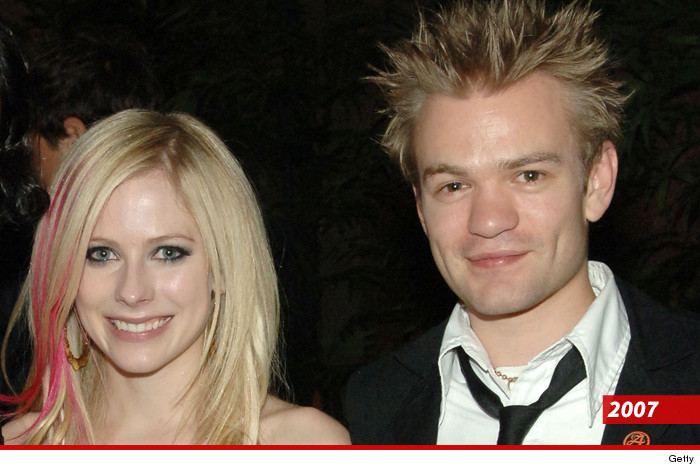 Deryck Whibley Name Change